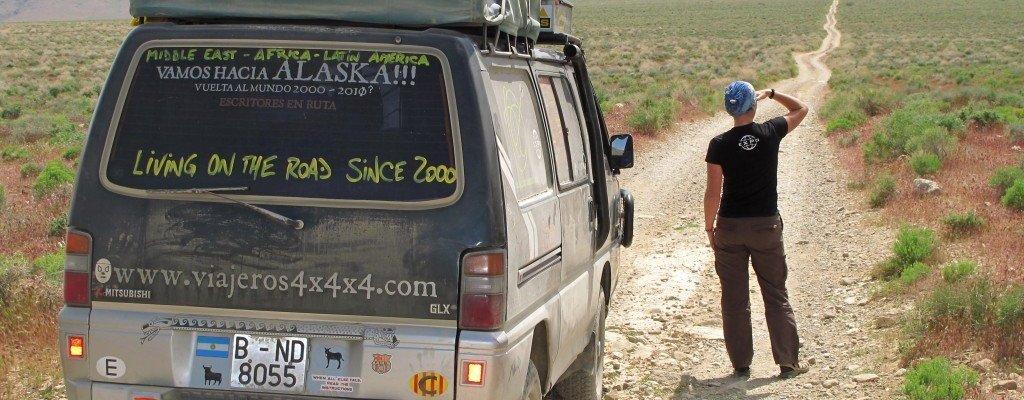 4x4 Death Valley - Pablo Rey, La vuelta al mundo en 10 años