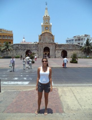 Cartagena-de-Indias-Colombia-Torre-del-Reloj