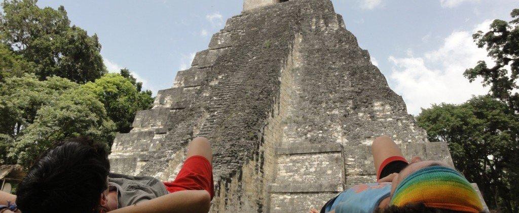 Mochileras-Tikal-Guatemala