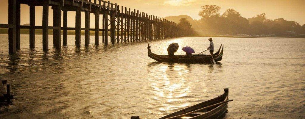 Myanmar-U-Bein-Bridge-Birmania