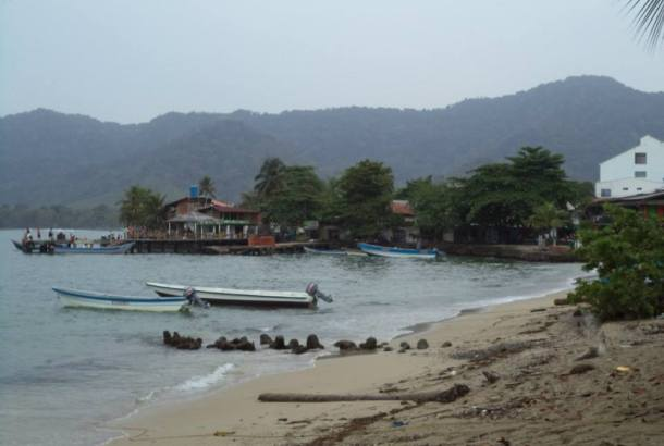 Colombia-playa-Capurgana