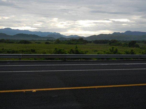 Mexico-en-bicicleta-carretera
