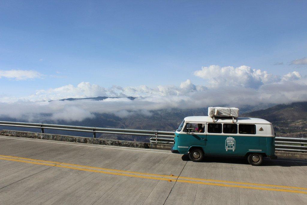 viajar en furgoneta Combi