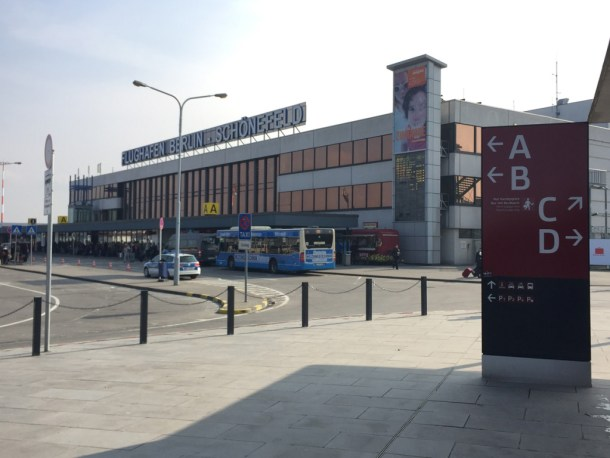 Aeropuerto-Schönefeld-Berlin-Alemania