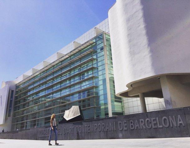 Barcelona-MACBA-Museo-Arte-Contemporaneo