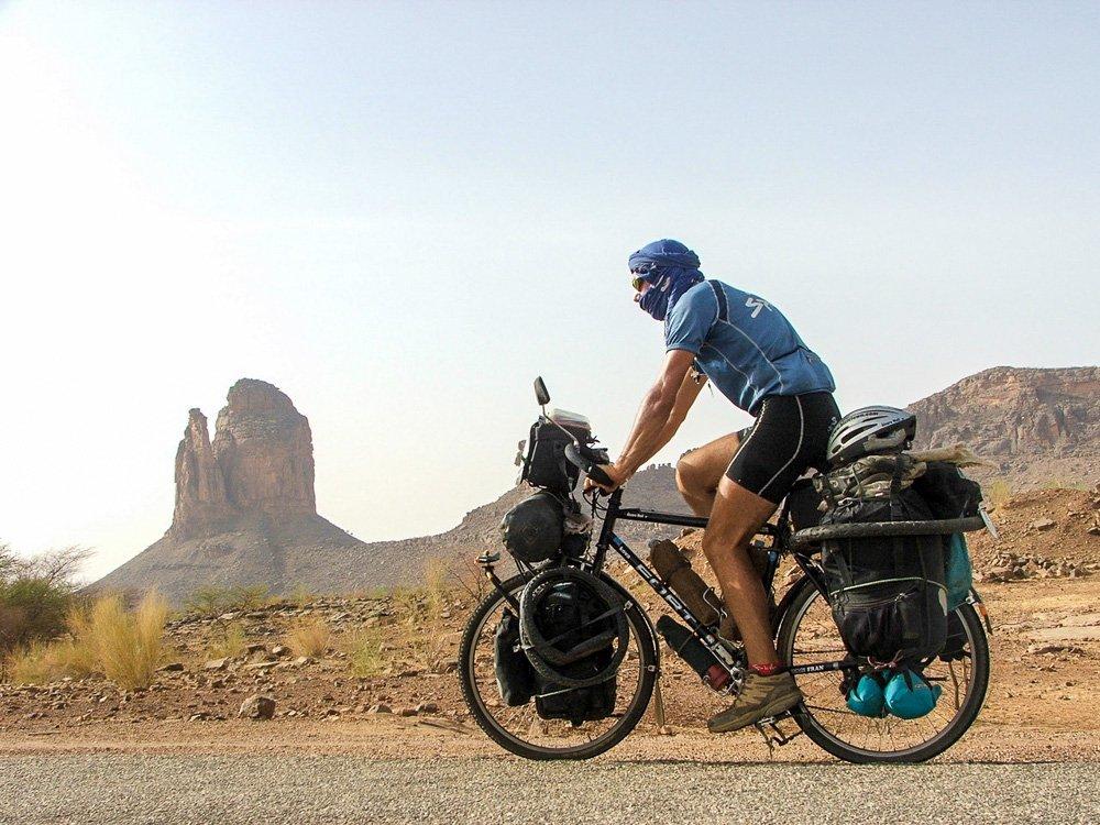 Biciclown, vuelta por el mundo en bici