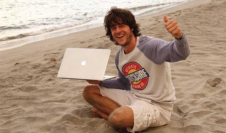 Daniel Tirado, viajero, emprendedor y nómada digital