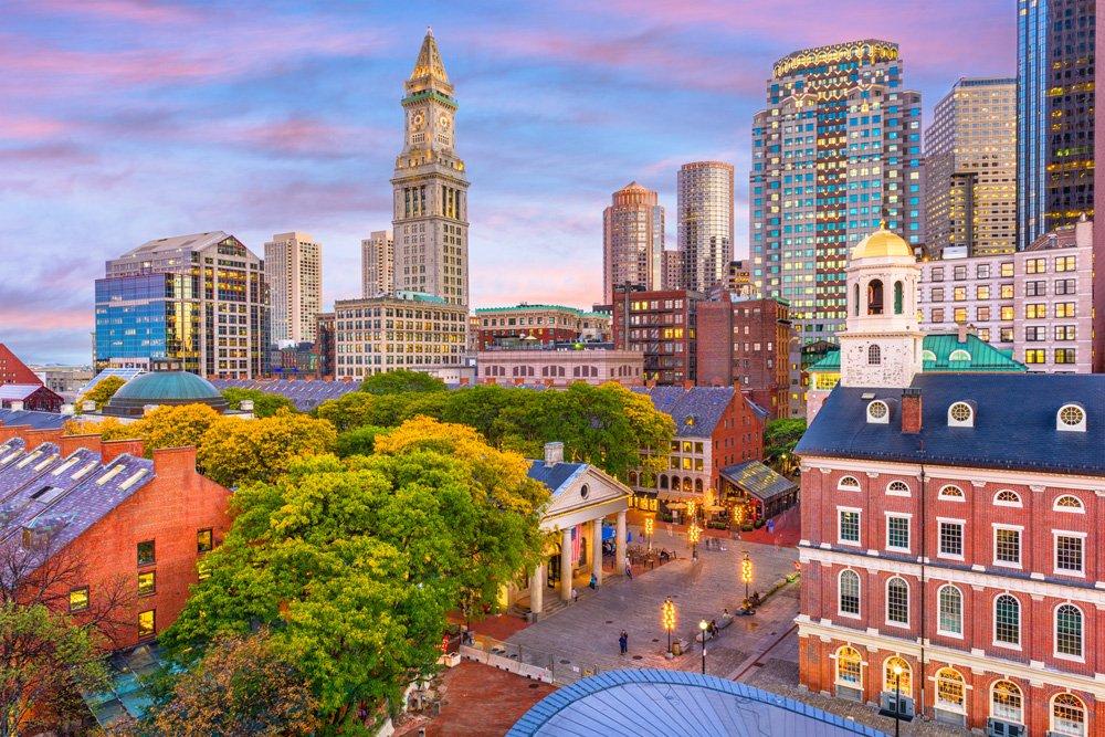 Excursiones desde Nueva York a Boston