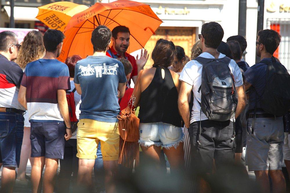 Free tours en Toledo que salen de la Plaza Zocodover