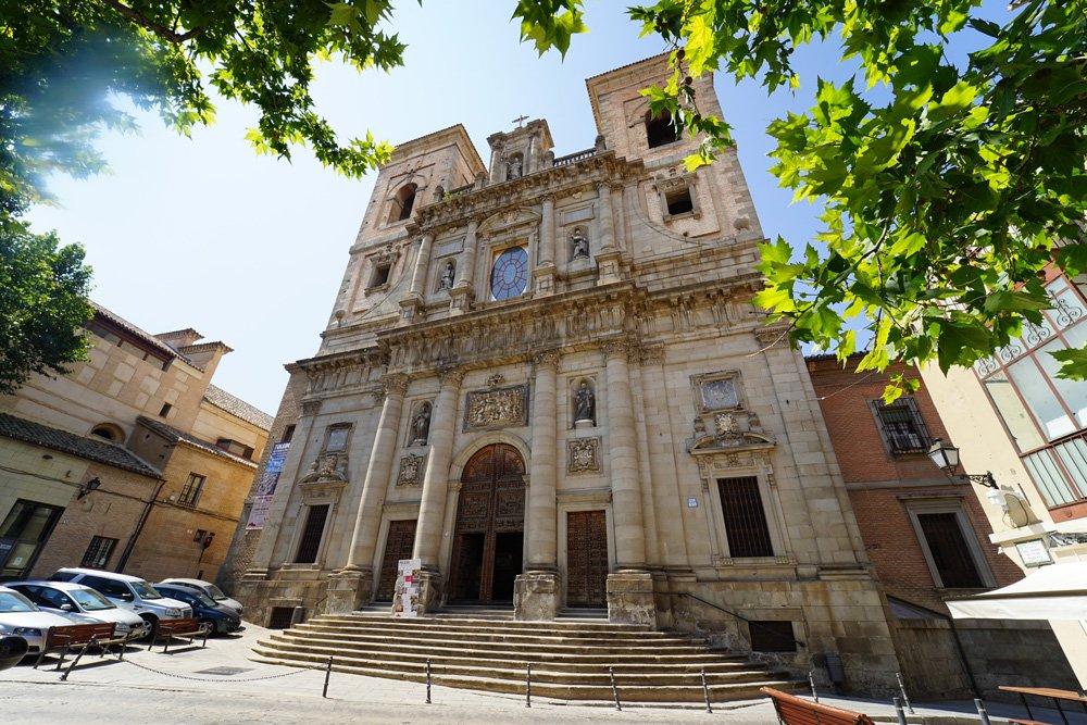 Iglesia de San Ildefonso o Iglesia de los Jesuítas de Toledo