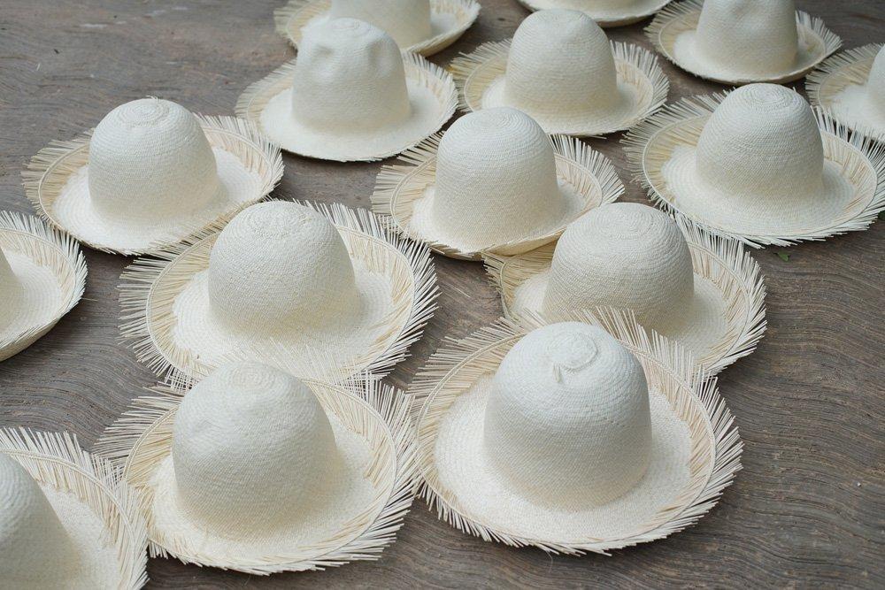 Que ver en Campeche y Bécal, sus sombreros de jipijapa