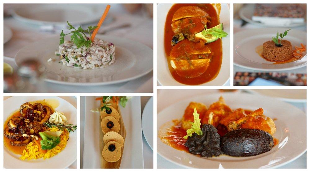 que ver en Campeche: comer en el restaurante La Pigua de San Francisco de Campeche