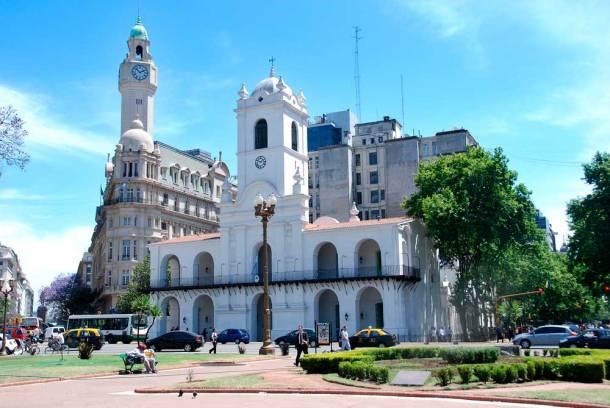 Tour guiado por Buenos Aires