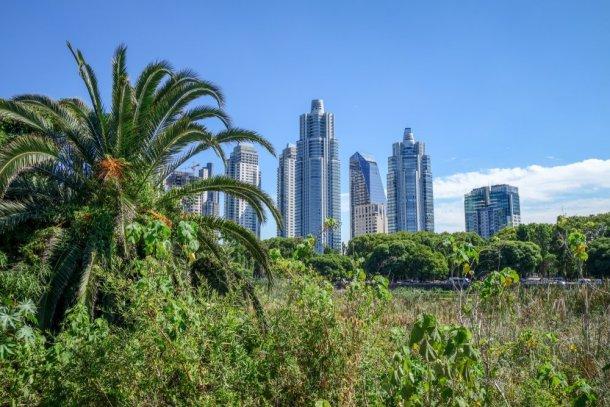 Costaneras Norte y Sur de Buenos Aires