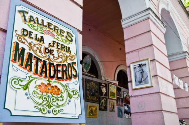 Feria de Mataderos en Buenos Aires