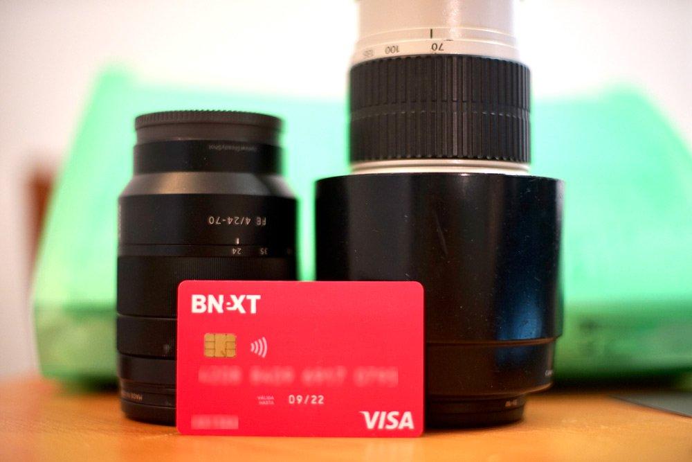 Bnext, una de las mejores tarjetas para viajar