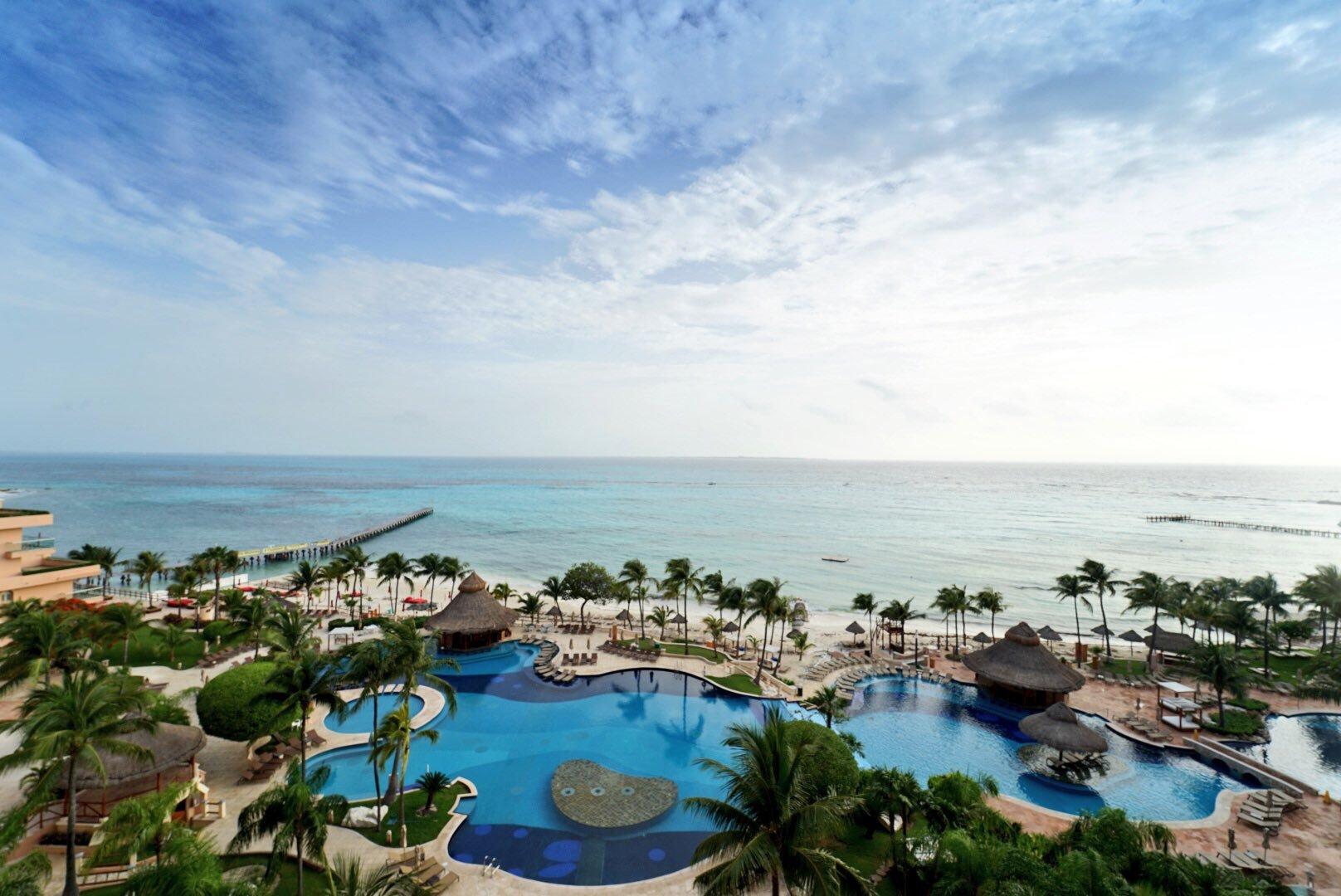 Grand Coral Beach, uno de los mejores hoteles en Cancún