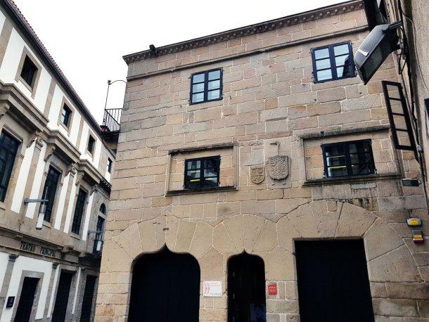 Casa del pirata Pontevedra