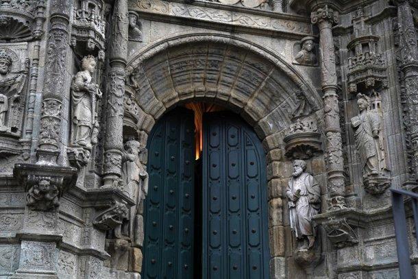 Pórtico Basílica Pontevedra