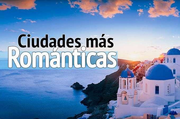 ciudades más románticas