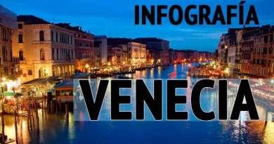 guía de viaje a venecia