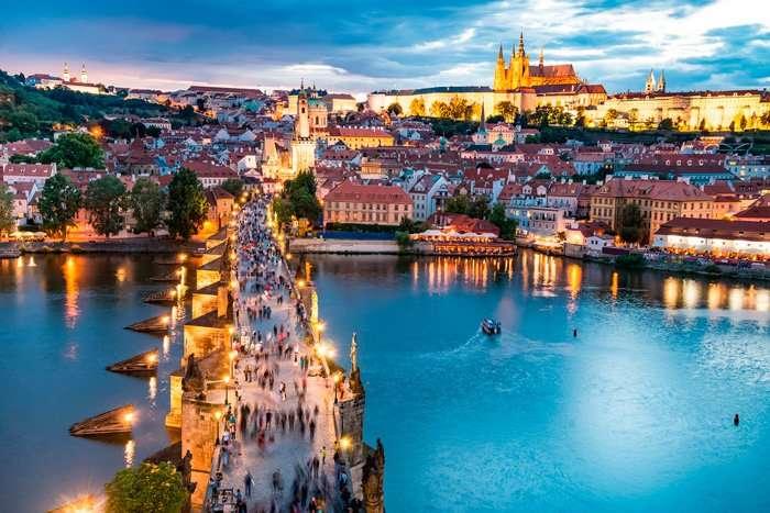 Las 10 hermosas ciudades europeas más visitadas