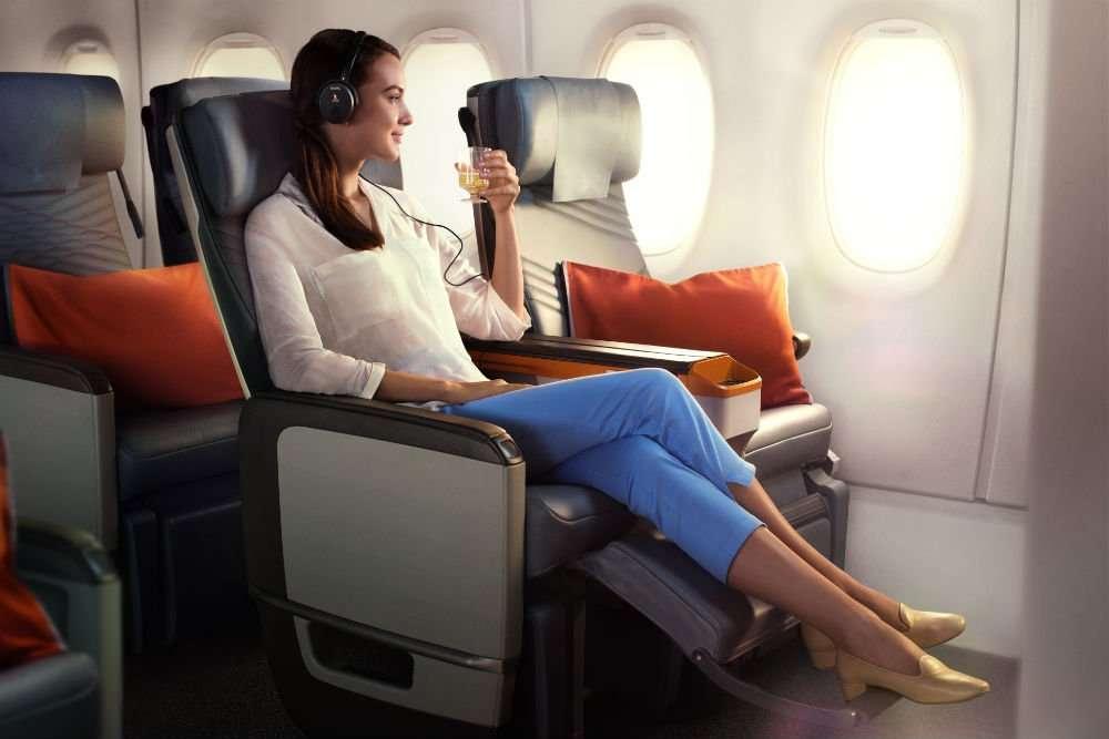 Guía: ¿Cuál es el mejor asiento de avión?