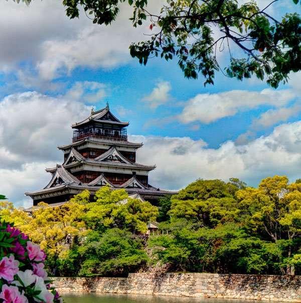 cuánto cuesta viajar a Hiroshima