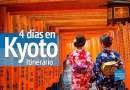 Itinerario: Que hacer en Kyoto en 4 días