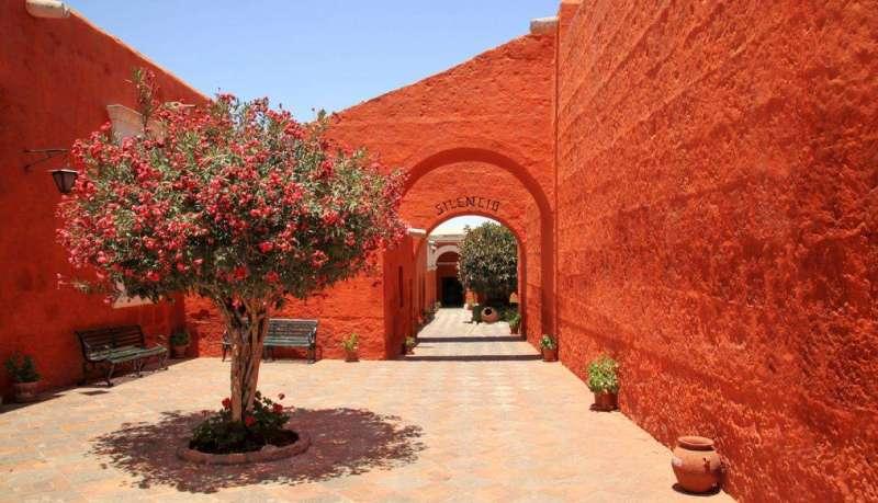 llegar a Arequipa