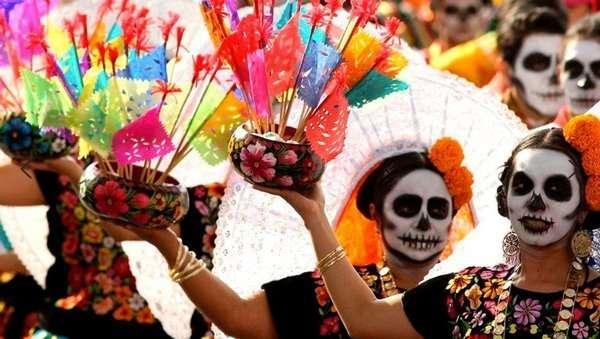 Día de Muertos en CDMX