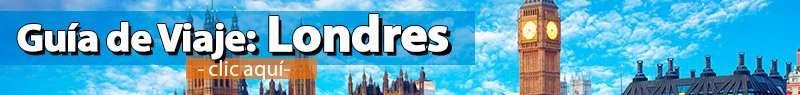 guía de viaje a Inglaterra