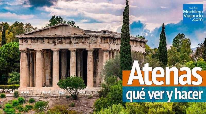 guía de viaje a Grecia