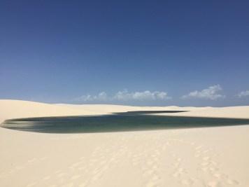 Lagoa das Andorinhas