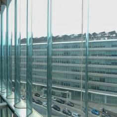 Os vidros acústicos da Casa da Música