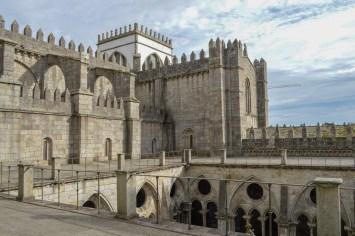 Vista da parte de cima da Catedral