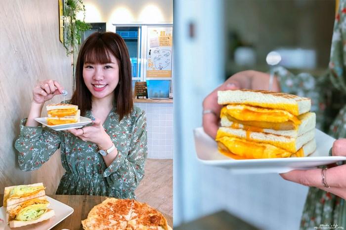 西門早餐推薦|可蜜達北門店:起司爆漿啦!高品質碳烤吐司+健康無糖甘蔗鮮奶@捷運台北車站、西門站