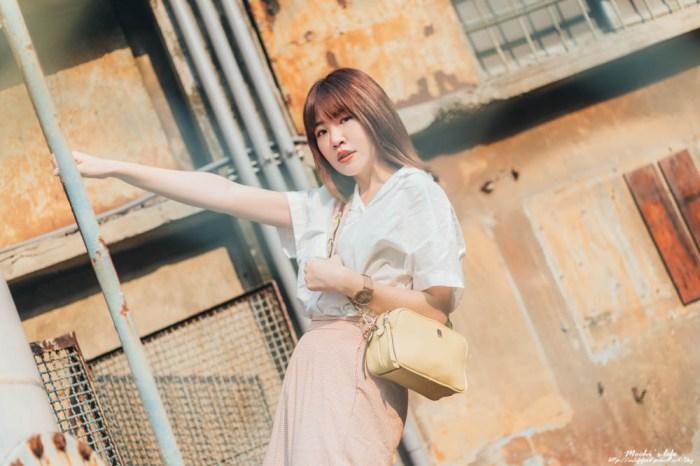 相機包穿搭|SUSEN杜拜精品包:平價相機包,檸檬黃超可愛!容量大的小包包(內有95折折扣碼)