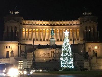 DIARY:私のローマ / オレンジの樹と、鐘の音 その1