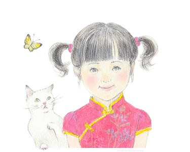 NEWS:中国で出版! / 絵本「ママがおこるとかなしいの」