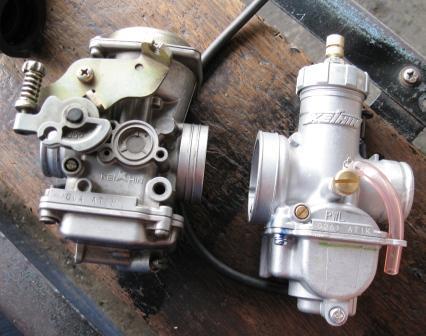 HOWTO  Seting Langsam Karburator Tipe Vakum  DO  SHARE