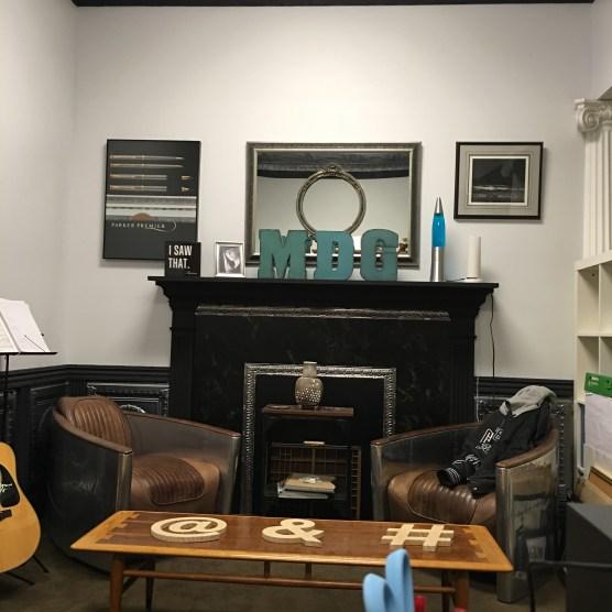 Bill's Office