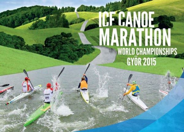 Full Results - World Marathon Canoe Champs 2015, Gyor Hungary