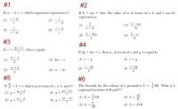 Rpdp Mathbits Literal Equations Worksheet. Rpdp. Best Free ...