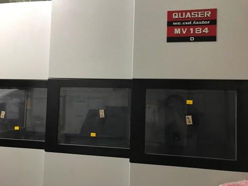 CNC Processing Euipment by JIERCHEN Mockup