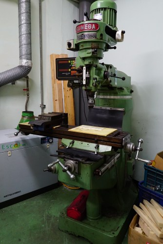 Saw Machine of JIERCHEN Mockup