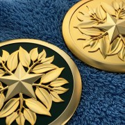medals prototype made by JIERCHEN