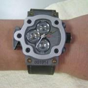 Mechanic Watch prototype made by JIERCHEN