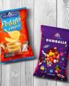 Snack Packaging Mockup Psd Mockup Love