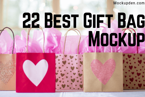 This item consists of 3 photorealistic gift paper bag photoshop mockups to present your design professionally. 23 Free Gift Bag Mockup Psd Ai Templates